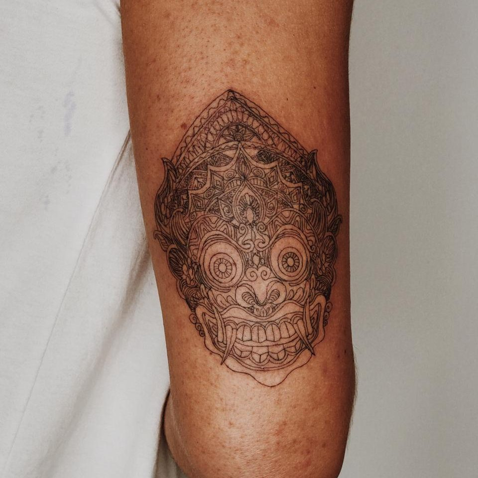 Balinese Tattoo Design Ideas